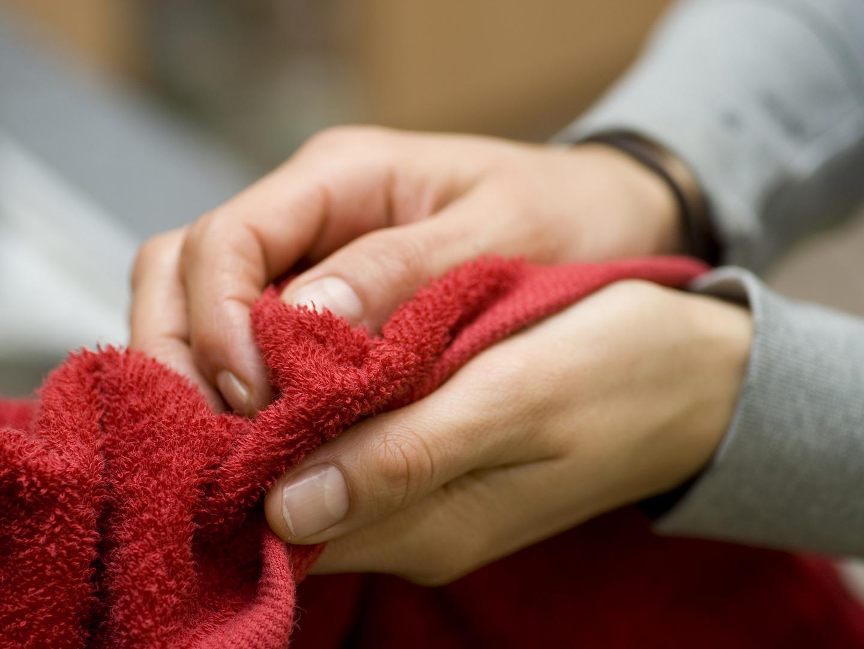 Best Way To Dry Hands?