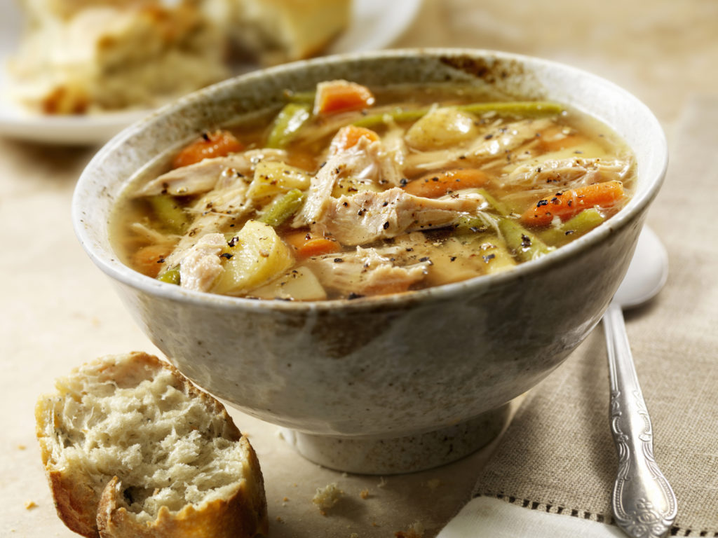 images 3 Soups That Fight Cold Flu