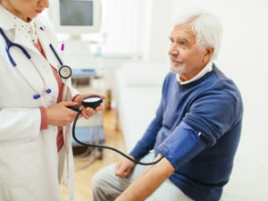 how to help low blood pressure