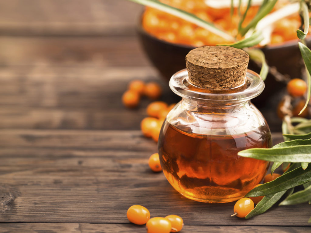 Recipes sea buckthorn oil. Useful properties and application 61