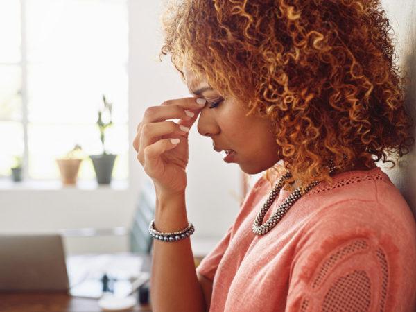 stress ruin healthy diet