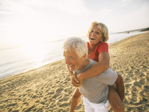 energy boost for the elderly
