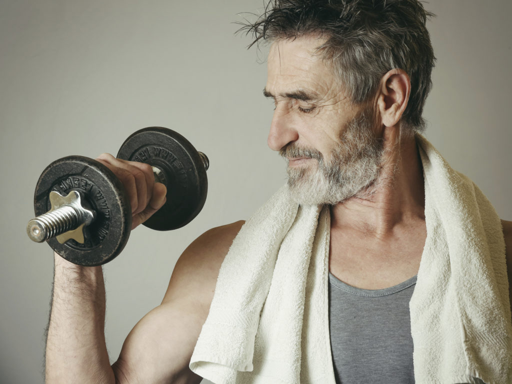 Too Old to Build Muscle? - DrWeil.com