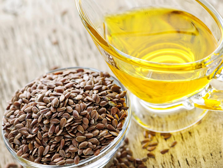Flaxseed or flaxseed oil