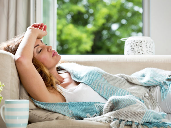 Best Treatment for Heavy Periods? - DrWeil com