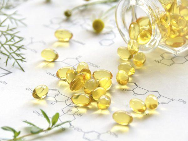 Evening Primrose Oil (EPO) Gamma-Linolenic Acid - Andrew