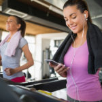 cell phones can ruin your workout