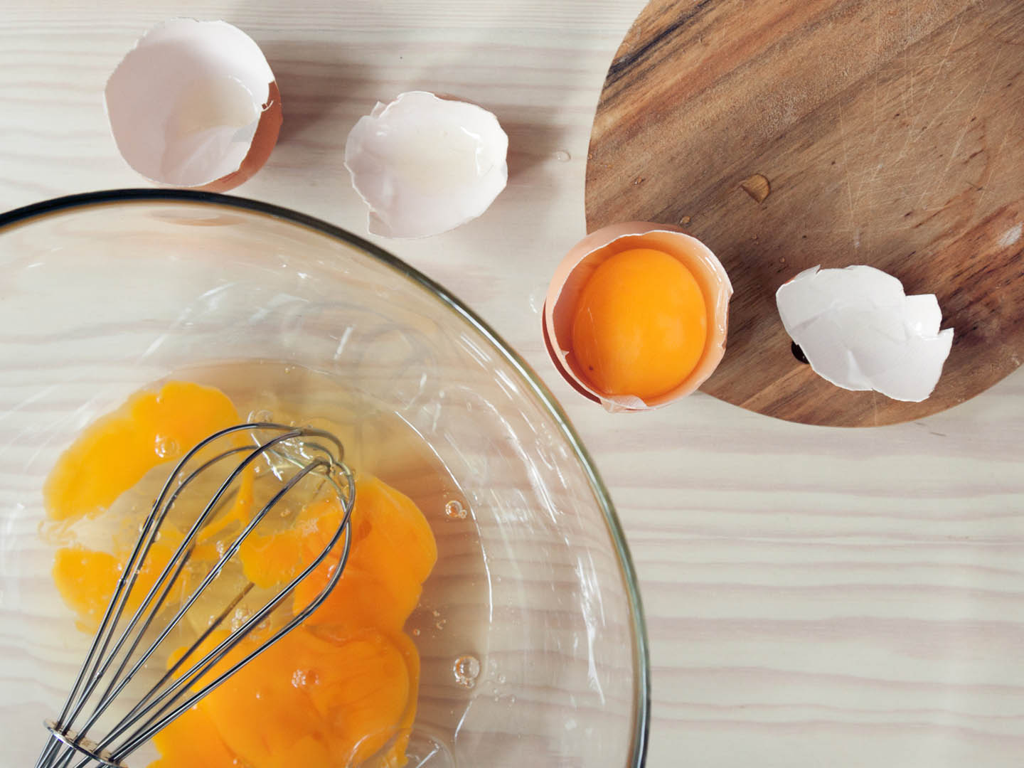 how to tell healthy eggs