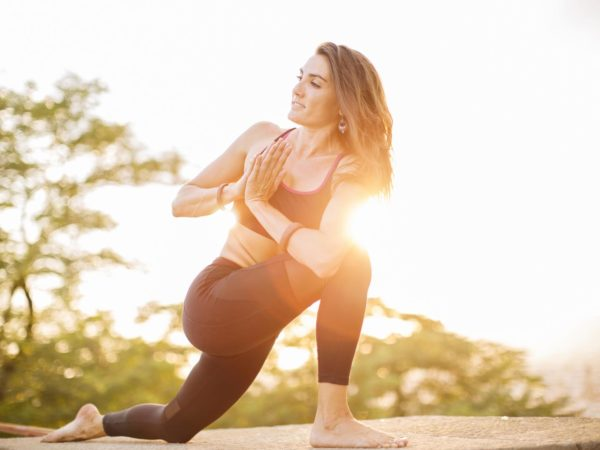is yoga enough exercise