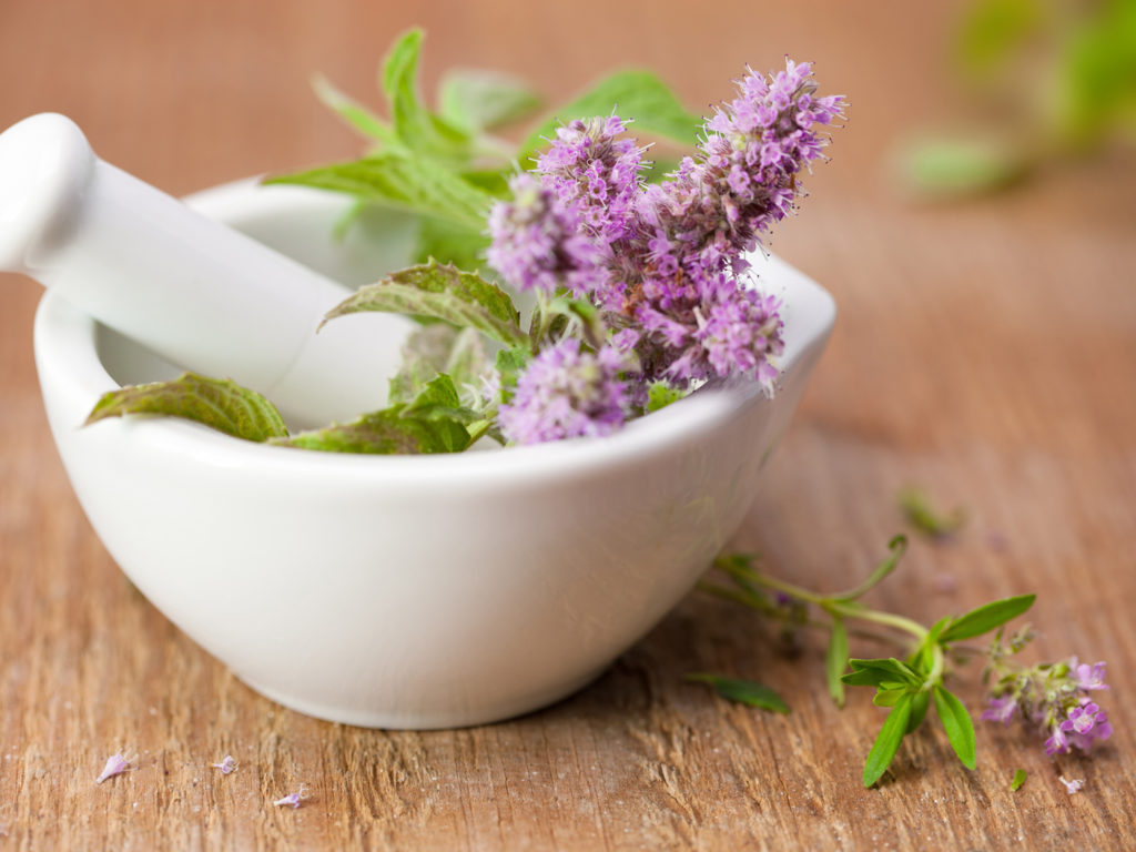 Health Food With Herbs And Spice Used In Herbal Medicine To Relieve.Stock  Photo, Picture And Royalty Free ImageImage 119461014.