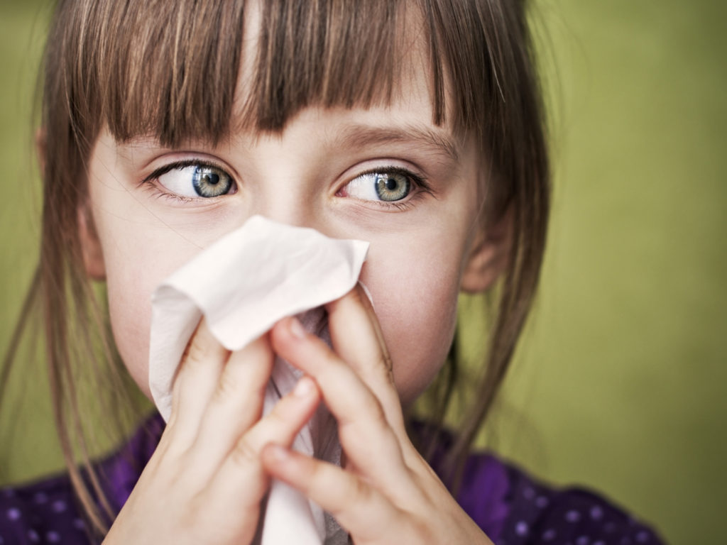 Can A Food Allergy Make You Sneeze