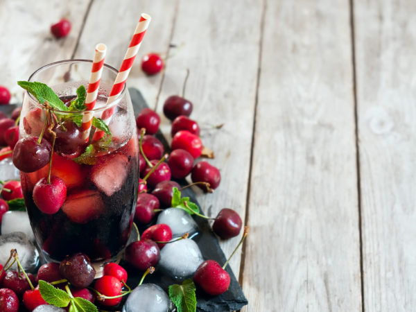 cherry juice to relieve joint pain