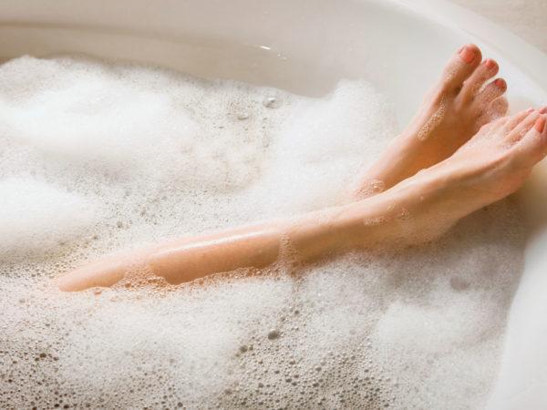 A Daily Hot Bath