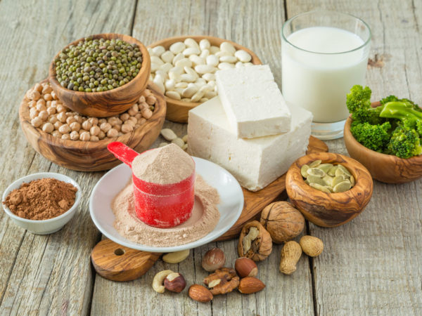Is My Vegetarian Teen Getting Enough Protein? | Children | Andrew Weil, M.D.