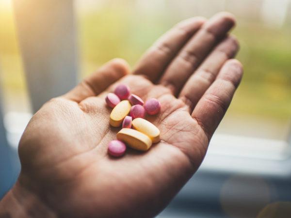 Medicine, Vitamin, Herbal Medicine, Nutritional Supplement, Healthcare And Medicine