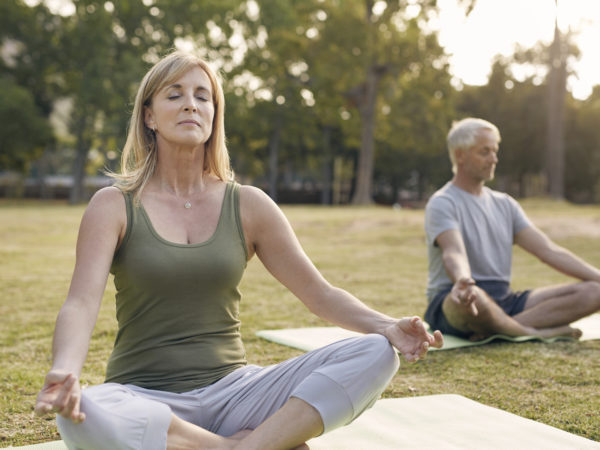 can yoga lower blood pressure