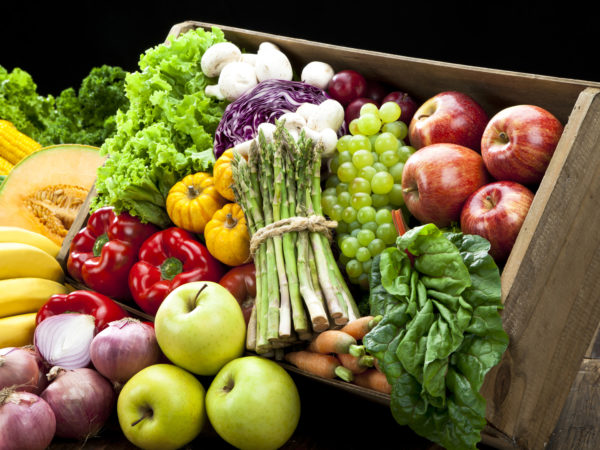 Fruit & Vegetables: Increase Your Intake to 10 Servings a Day