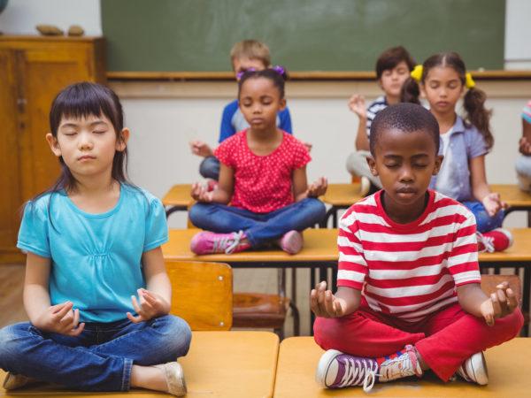 mindfulness meditation in schools