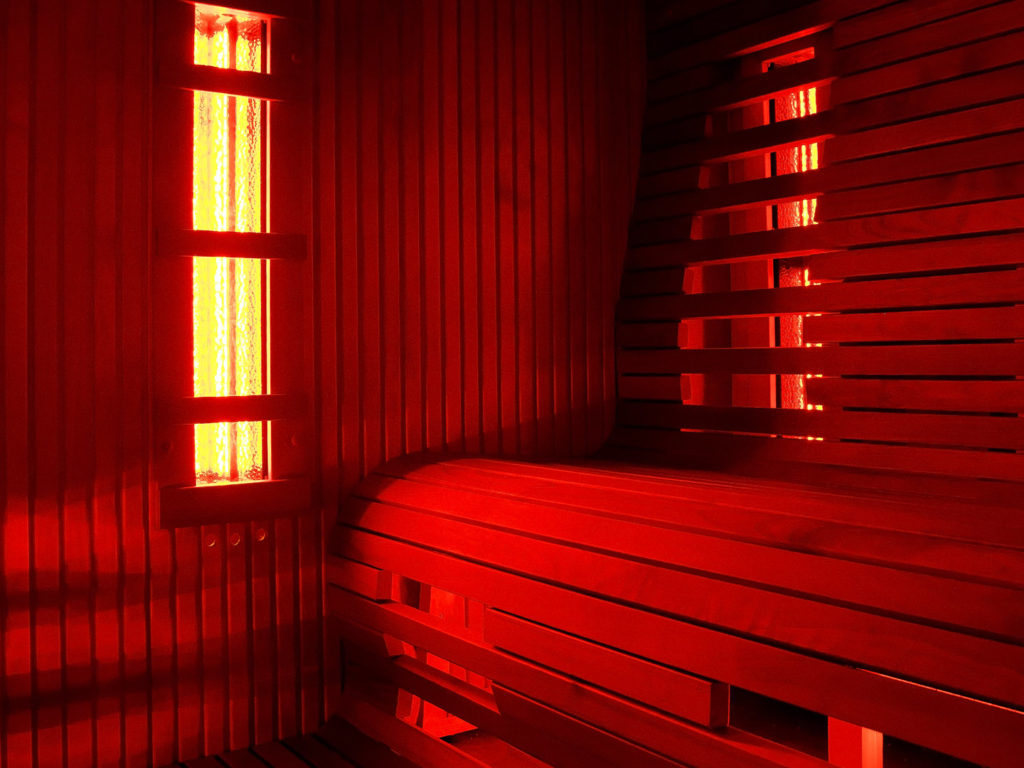 Image result for infrared sauna