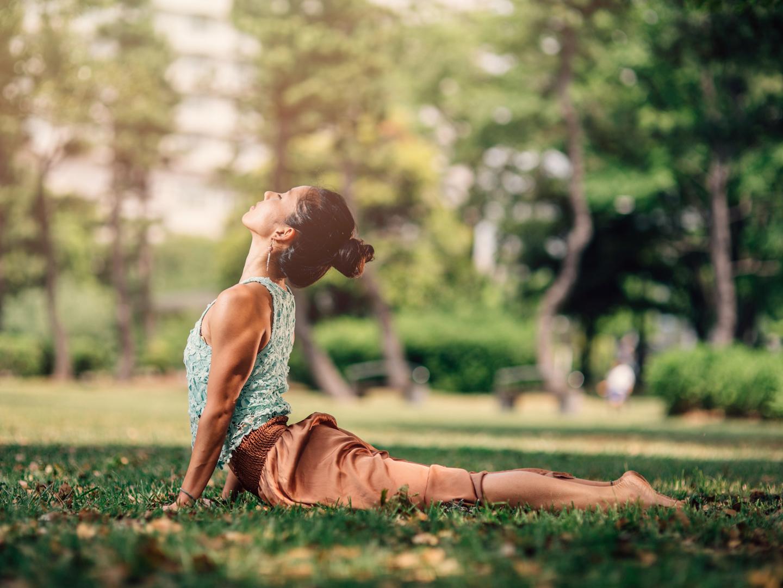 Yoga Practice: The Cobra Pose