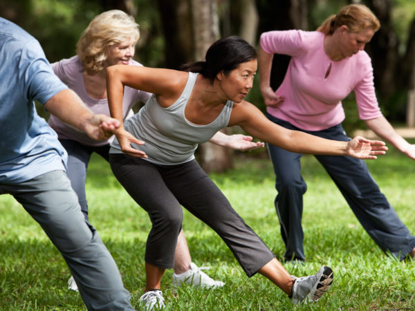 Tai Chi: Best Bet To Help Prevent Falls