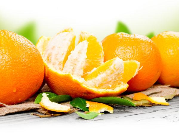 orange pith healthy