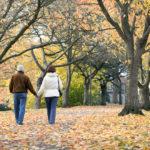 walking for longevity seniors