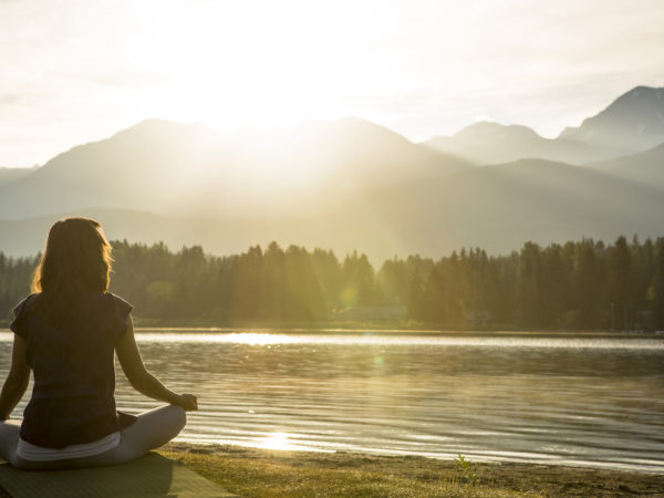 A Simple Way To Calm And Center Yourself