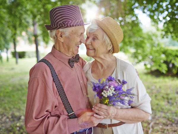 aging gracefully healthy behaviors happiness