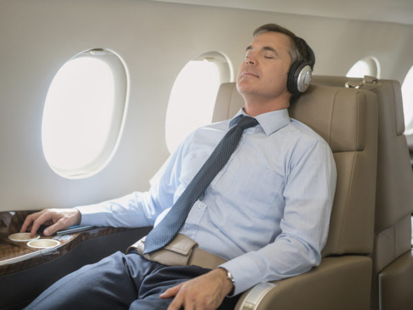 Airplane Air: Just How Unhealthy Is It