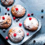 The Perfect Guest Breakfast: Antioxidant-Rich Muffins!
