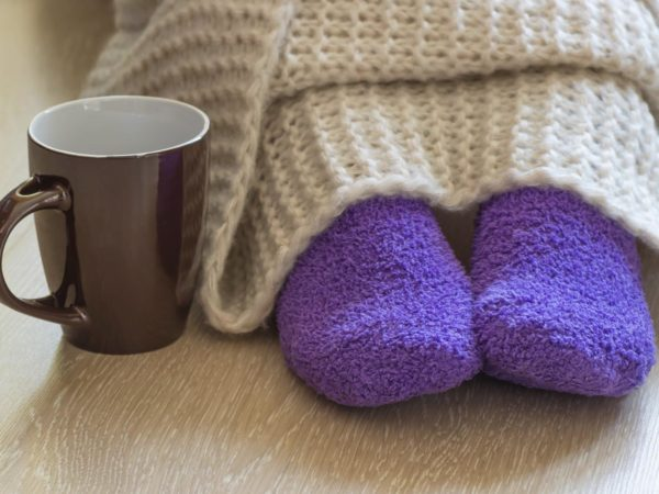 5 Ways To Minimize Cold Feet