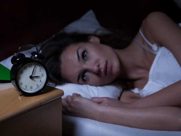 can losing sleep help relieve depression