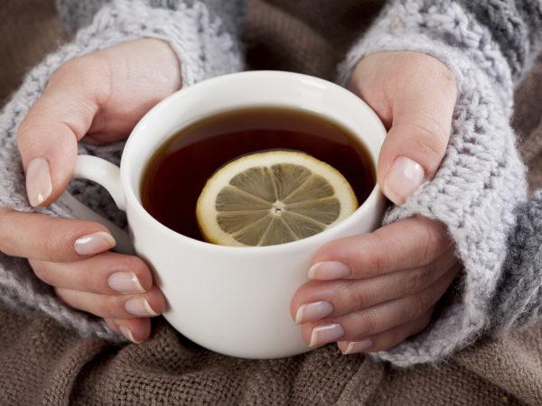 hot tea preserve eyesight