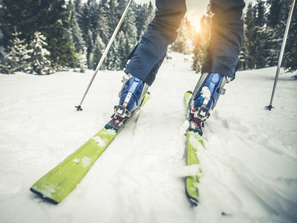 winter sports danger