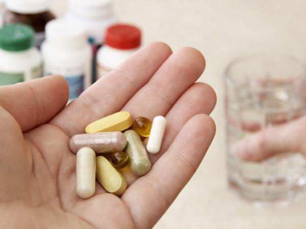 2018 Healthy Resolution Start A Supplement Routine
