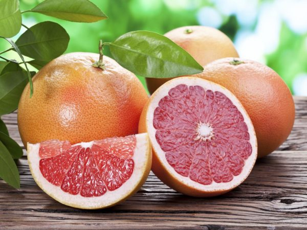 Start The Day With Grapefruit