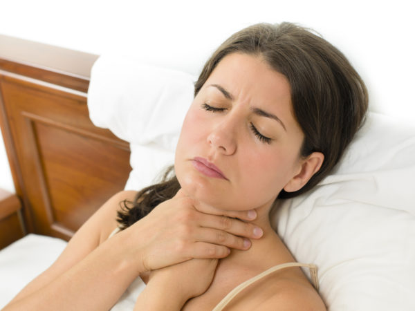 Minimize Sore Throat Pain