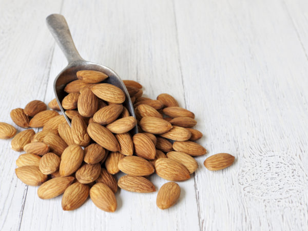 Want To Lose Weight? Add Almonds To Your Diet