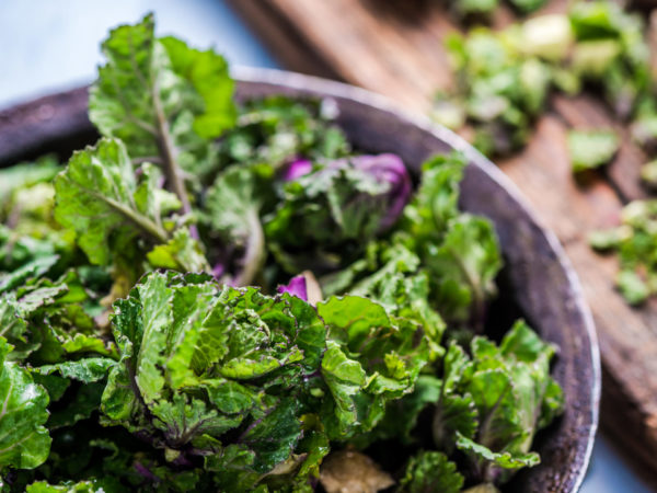 Kale Is So Good For You