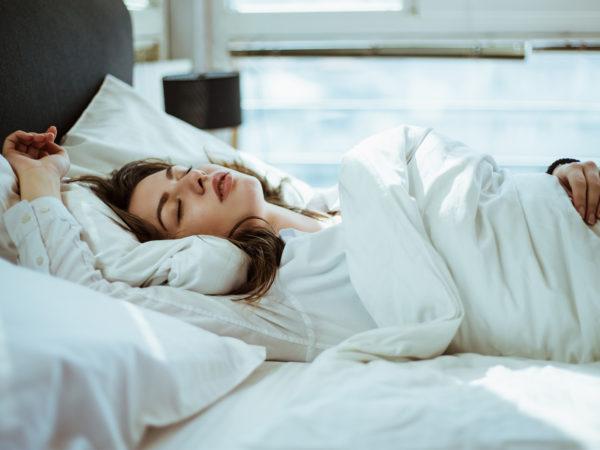 sleep affects sugar intake