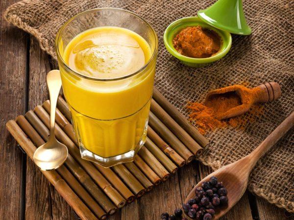 Minimize Inflammation Golden Milk