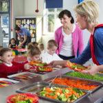 healthy eating children happy