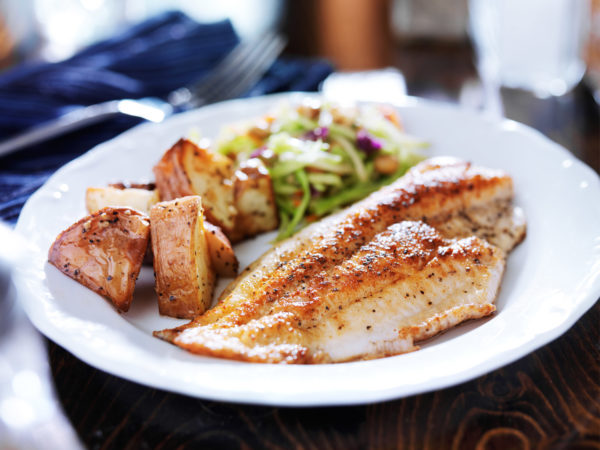 Is Tilapia Unhealthy? | Health Tips | Andrew Weil, M.D.