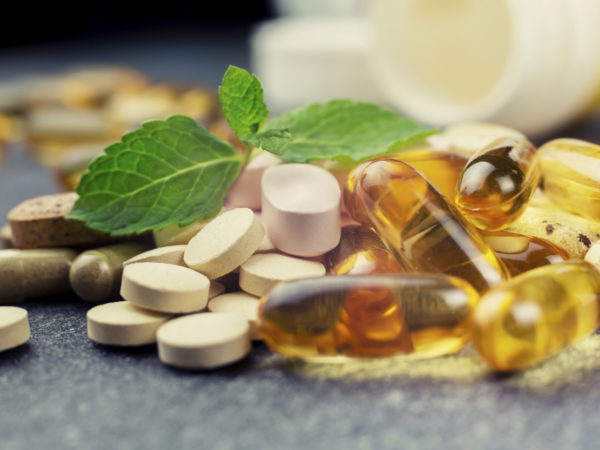 Natural Supplements for stress
