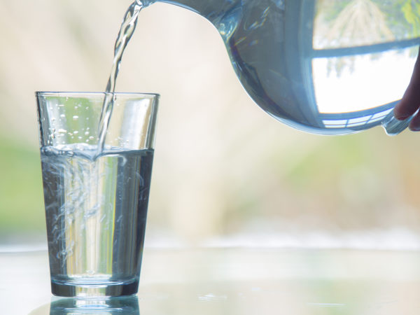 raw water tap water