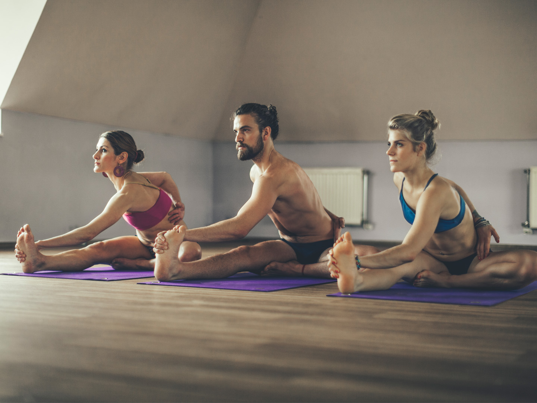 Bikram Yoga Too Hot To Handle