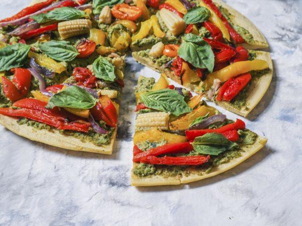 lower blood pressure vegan