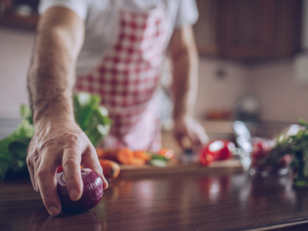 5 Vegetables To Keep In Your Kitchen | Andrew Weil, M.D.