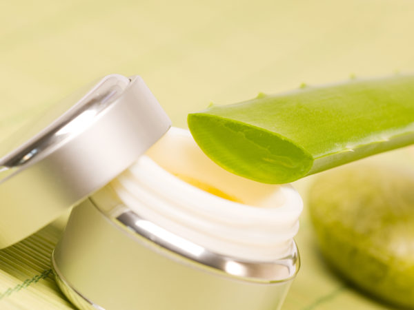How To Use Aloe To Treat Burns And Bites